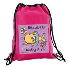 611e9514087c Bang On The Door Baby Fish Girls Swim bag .